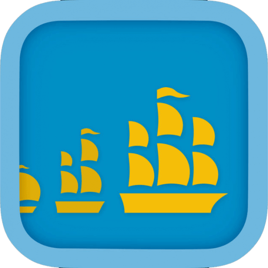 Tall Ships races app ikon