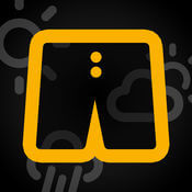 Shorts Vejr app ikon