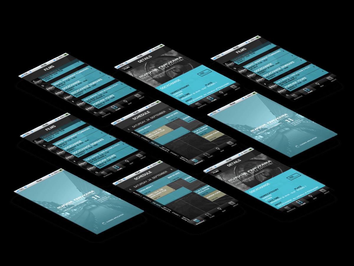 nordisk panorama app skærmbillede case