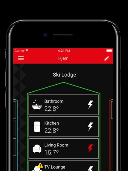 SENZ - WIFI app skræmbillede