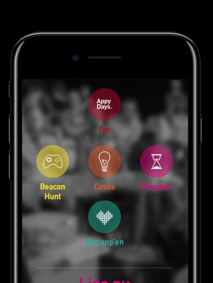 Appy Days app skærmbillede