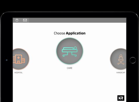 KR Partner iPad Case Overview