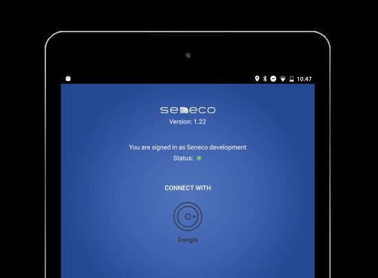 Seneco App Nexus 9 Tablet