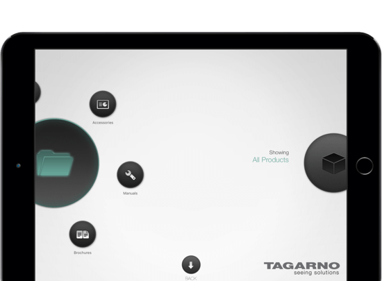 Tagarno iPad Case Overview